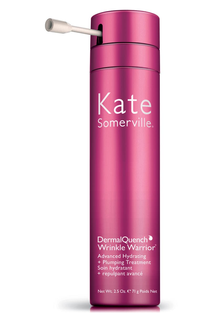 KATE SOMERVILLE<SUP>®</SUP> DermalQuench Wrinkle Warrior<sup>®</sup> Advanced Hydrating & Plumping Treatment, Main, color, NO COLOR