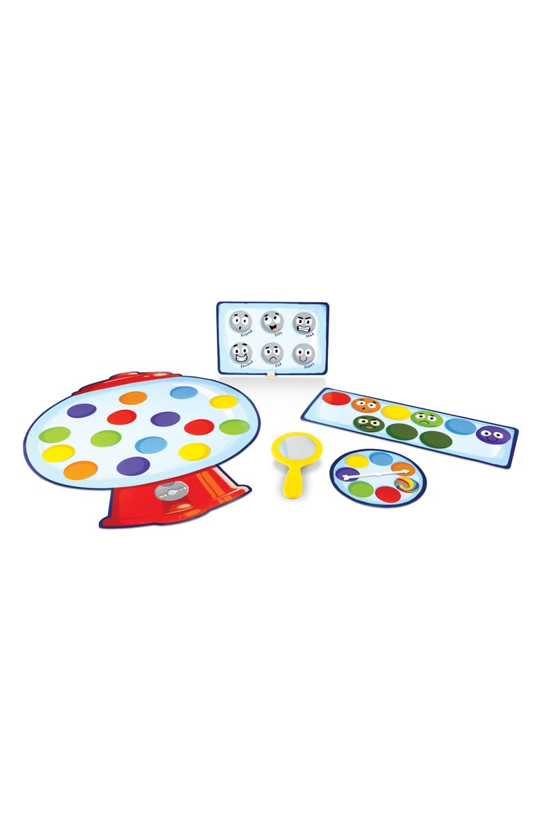 PEACEABLE KINGDOM Guess It, Get It Gumballs Game, Main, color, MULTI