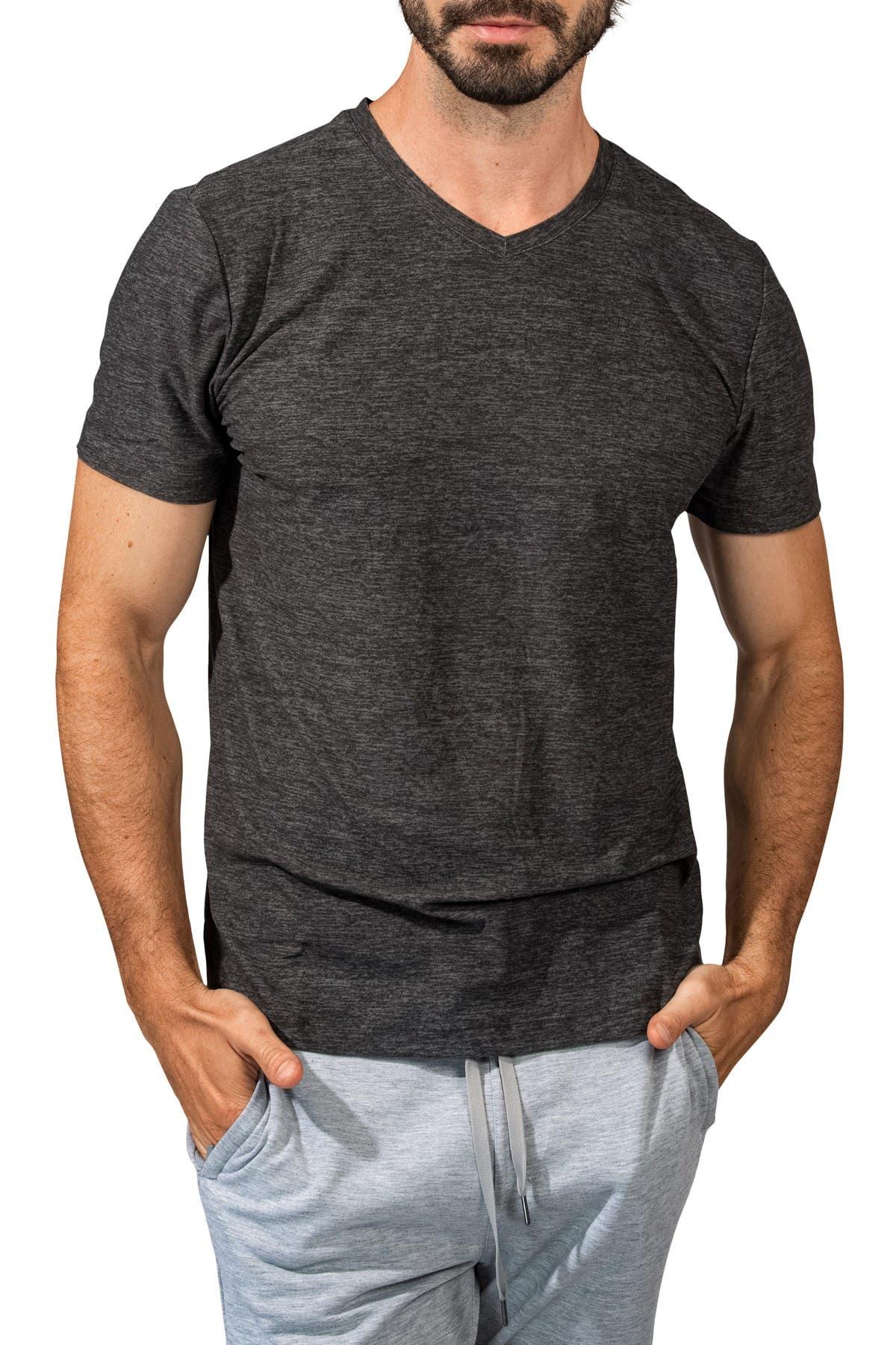 Image of 90 Degree By Reflex V-Neck Short Sleeve T-Shirt