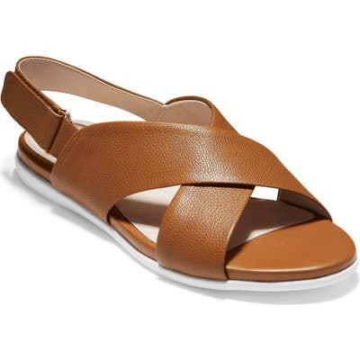 Cole Haan Grand Ambition Sandal, Brown