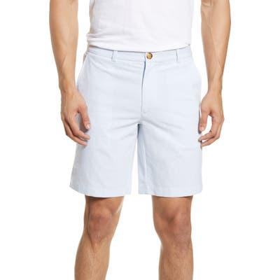 Vineyard Vines Flat Front Seersucker Shorts