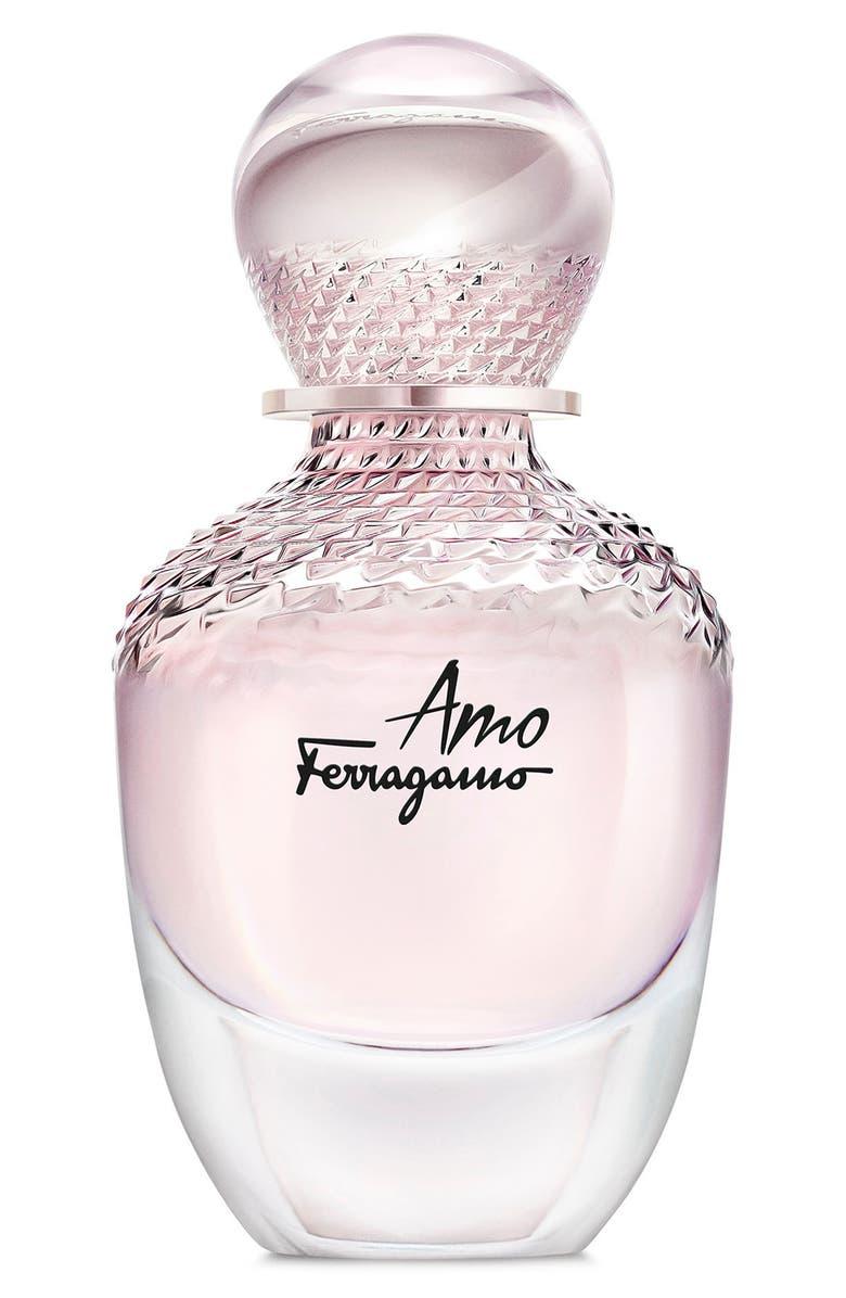 SALVATORE FERRAGAMO Amo Ferragamo Travel Size Eau de Parfum, Main, color, NO COLOR