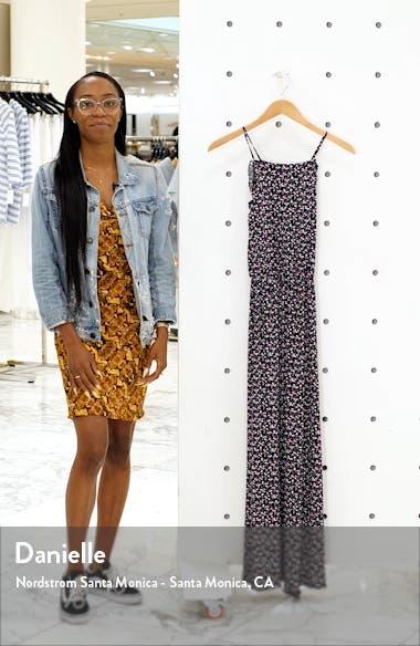Marrakesh Lace Ditsy Sleeveless Maxi Dress, sales video thumbnail
