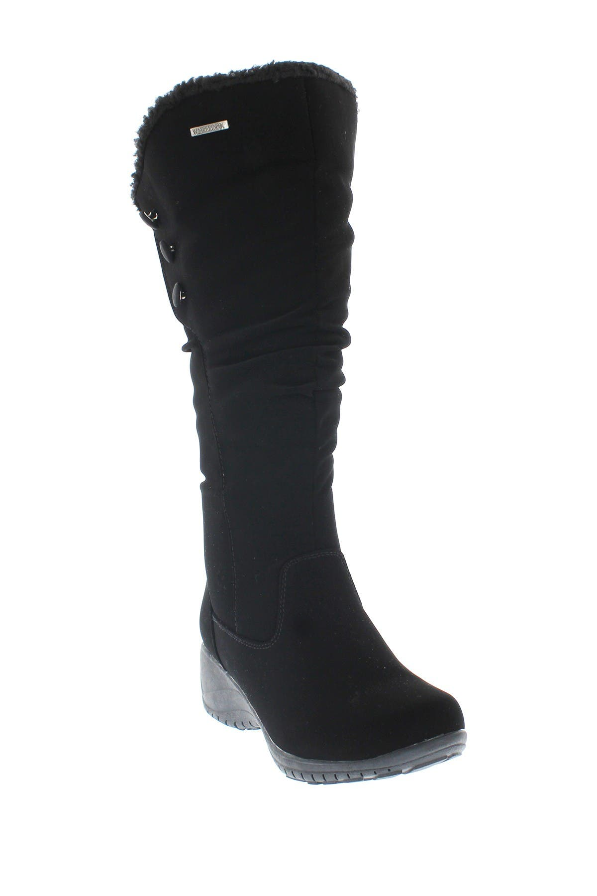Image of Khombu Aria Faux Fur Waterproof Boot