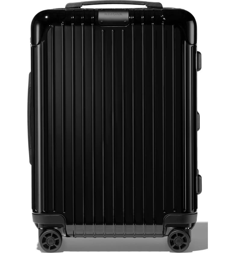 RIMOWA Essential Cabin 22-Inch Suitcase, Main, color, BLACK