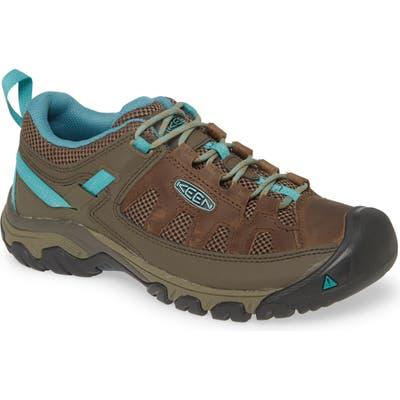Keen Targhee Vent Hiking Shoe- Green
