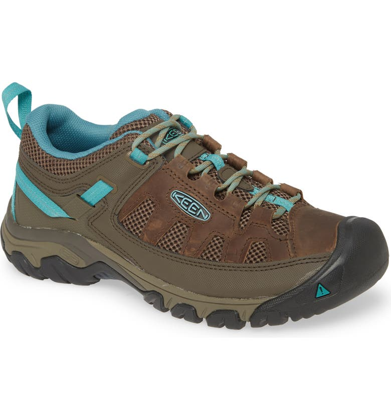 KEEN Targhee Vent Hiking Shoe, Main, color, BUNGEE CORD/ CANTON LEATHER