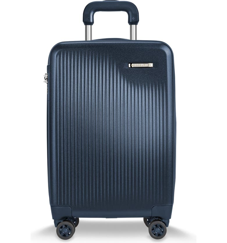 BRIGGS & RILEY 'Sympatico' Expandable Wheeled Carry-On, Main, color, NO_COLOR