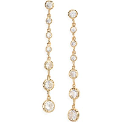 Lisa Freede Linear Drop Earrings