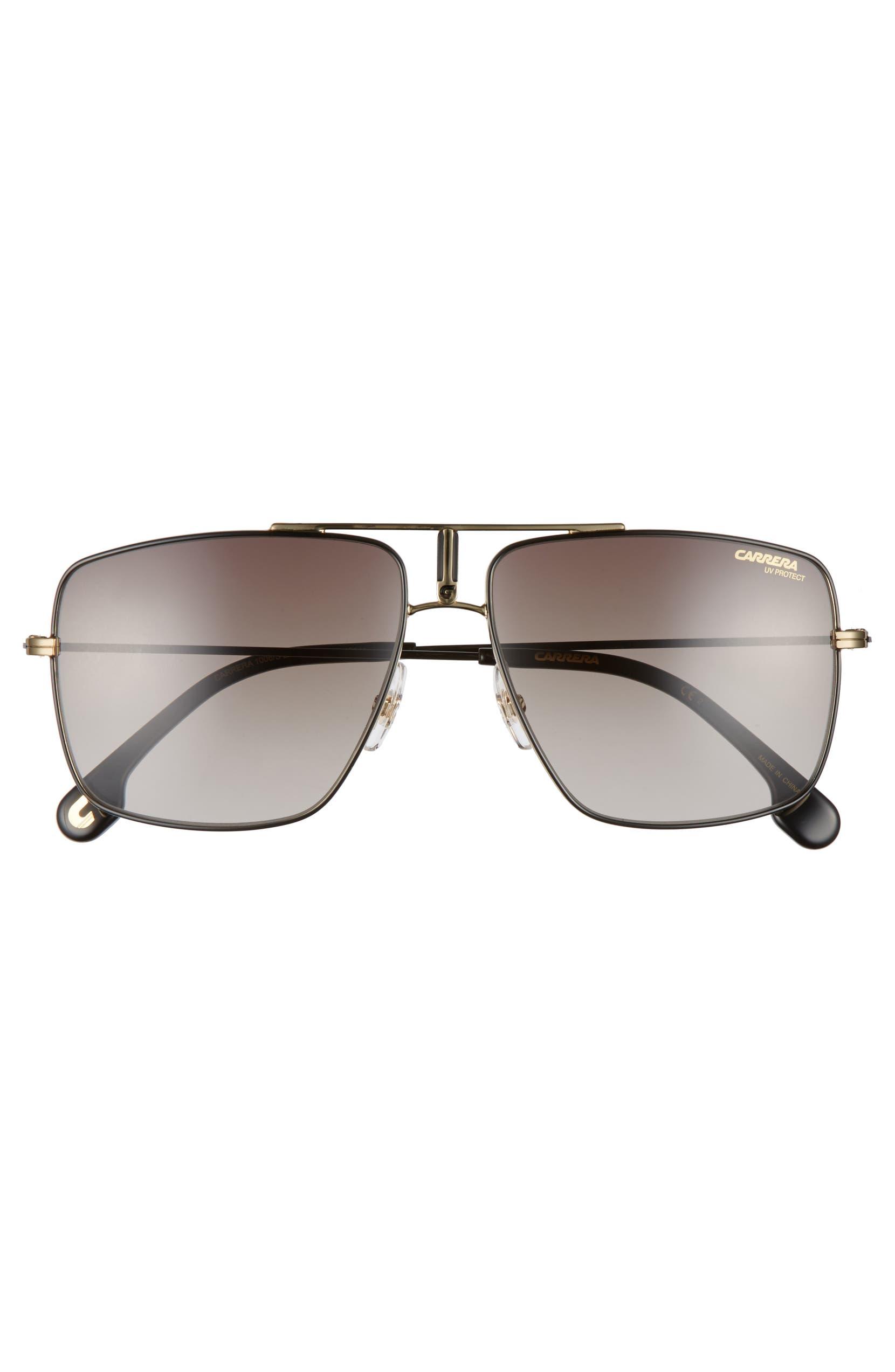 e8c175aa8ce9 Carrera 60mm Aviator Sunglasses | Nordstrom