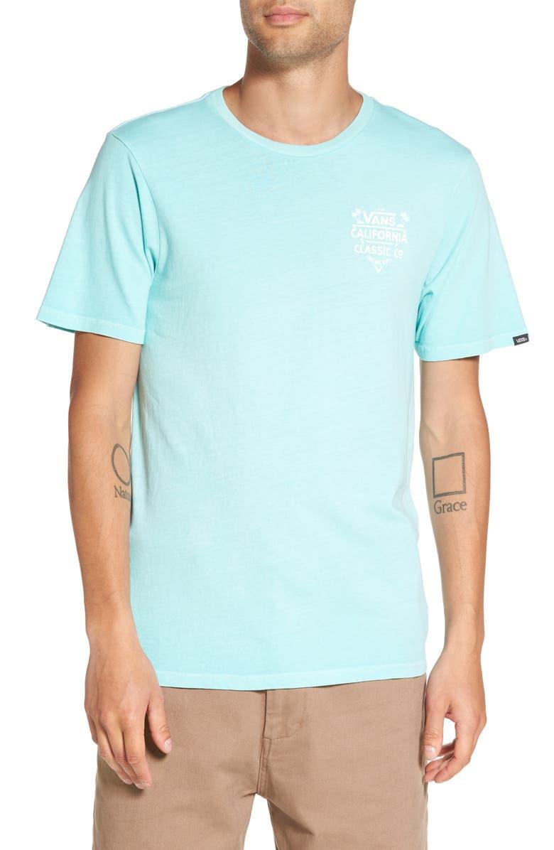 fec6041fe8 Vans California Classic Co. Overdye T-Shirt   Nordstrom