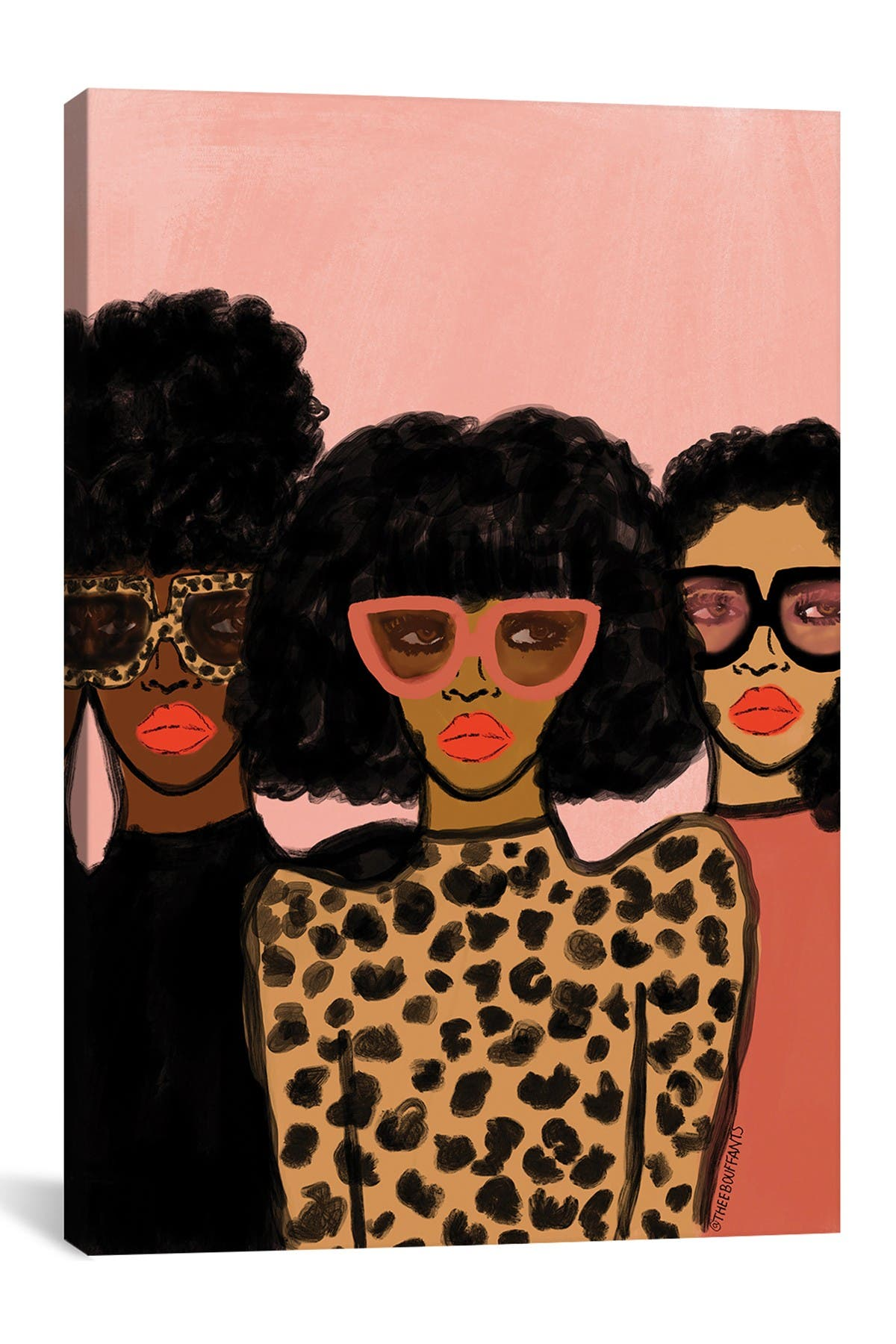 Image of iCanvas Shade Squad by Bouffants & Broken Hearts