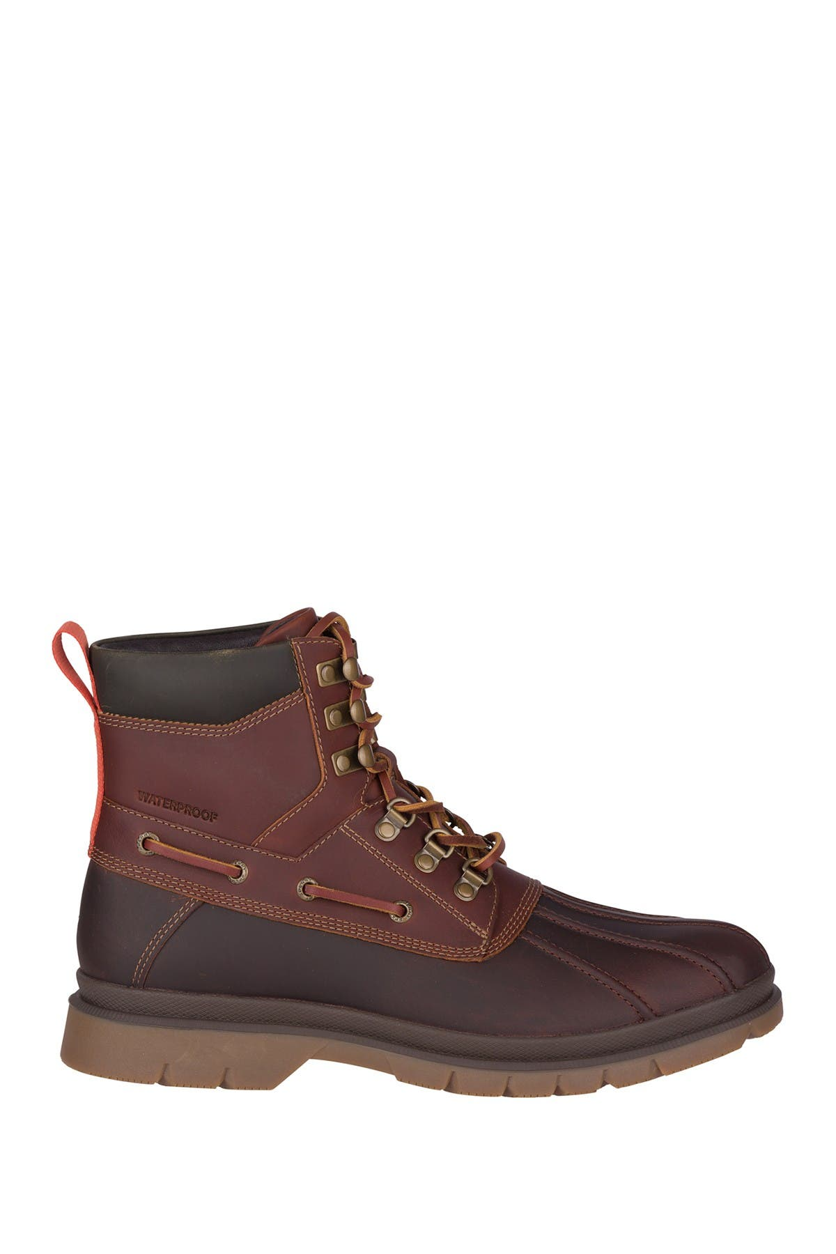 Image of Sperry Watertown Waterproof Leather Lace-Up Boot