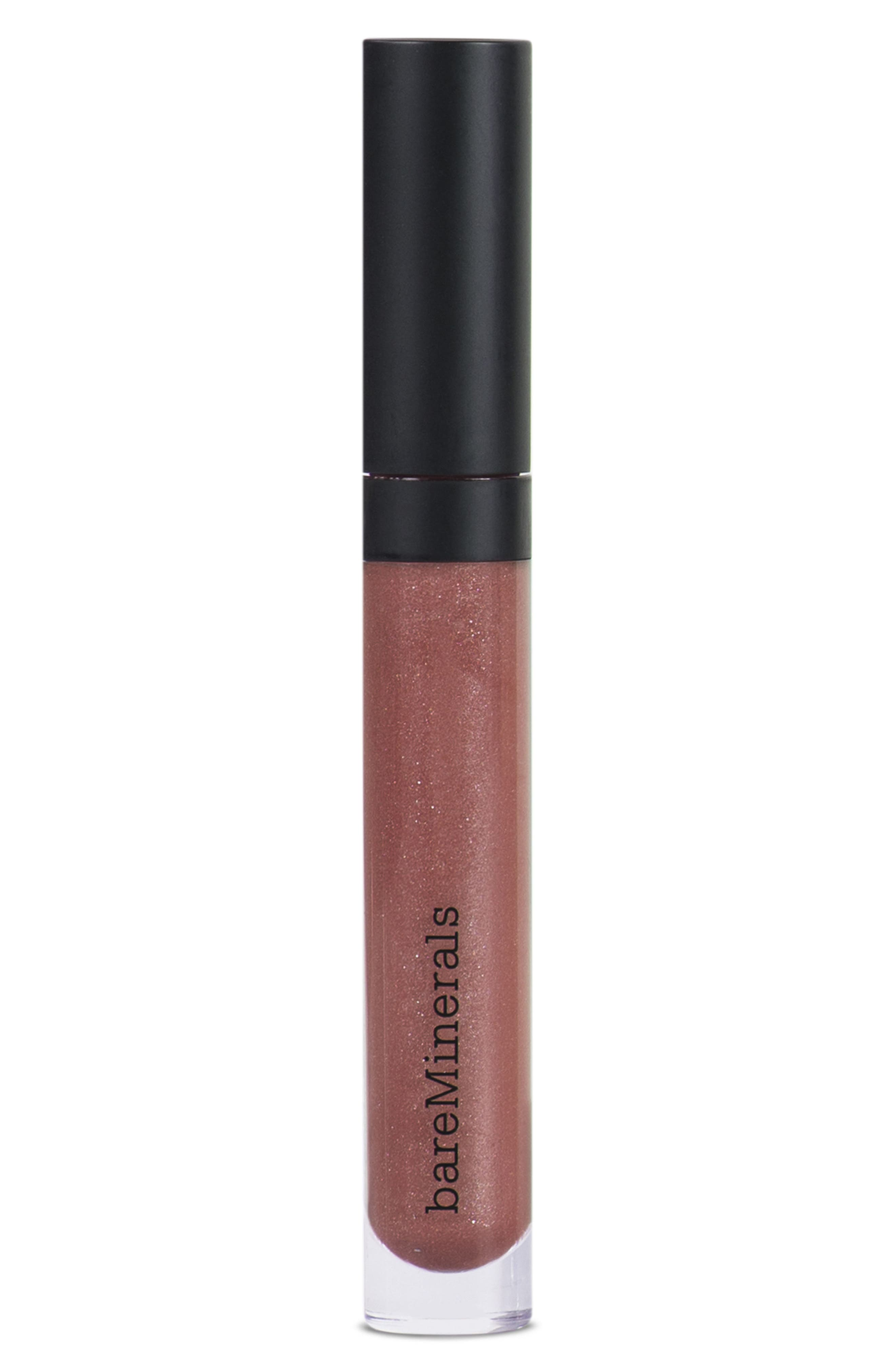 What it is: A luscious, vibrant lip plumper that gives lips a wash of sheer-to-medium color. What it does: This high-gloss, lightweight formula is filled with natural ingredients that smooth and hydrate the lips. It slips on with a refreshing yet subtle peppermint tingle, while a luxurious blend of shea, avocado and murumuru butters help to retain moisture and hydrate the lips. Its skin-friendly ingredients plump with naturally derived peptides,
