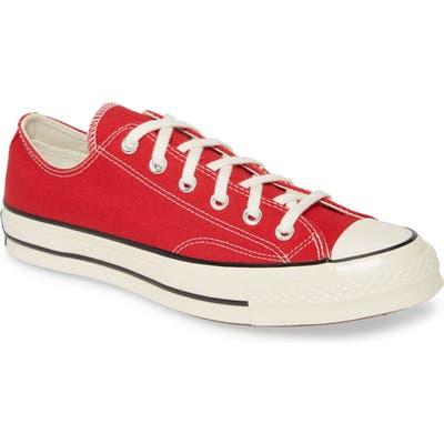 Converse Chuck All Star 70 Ox Sneaker, Red