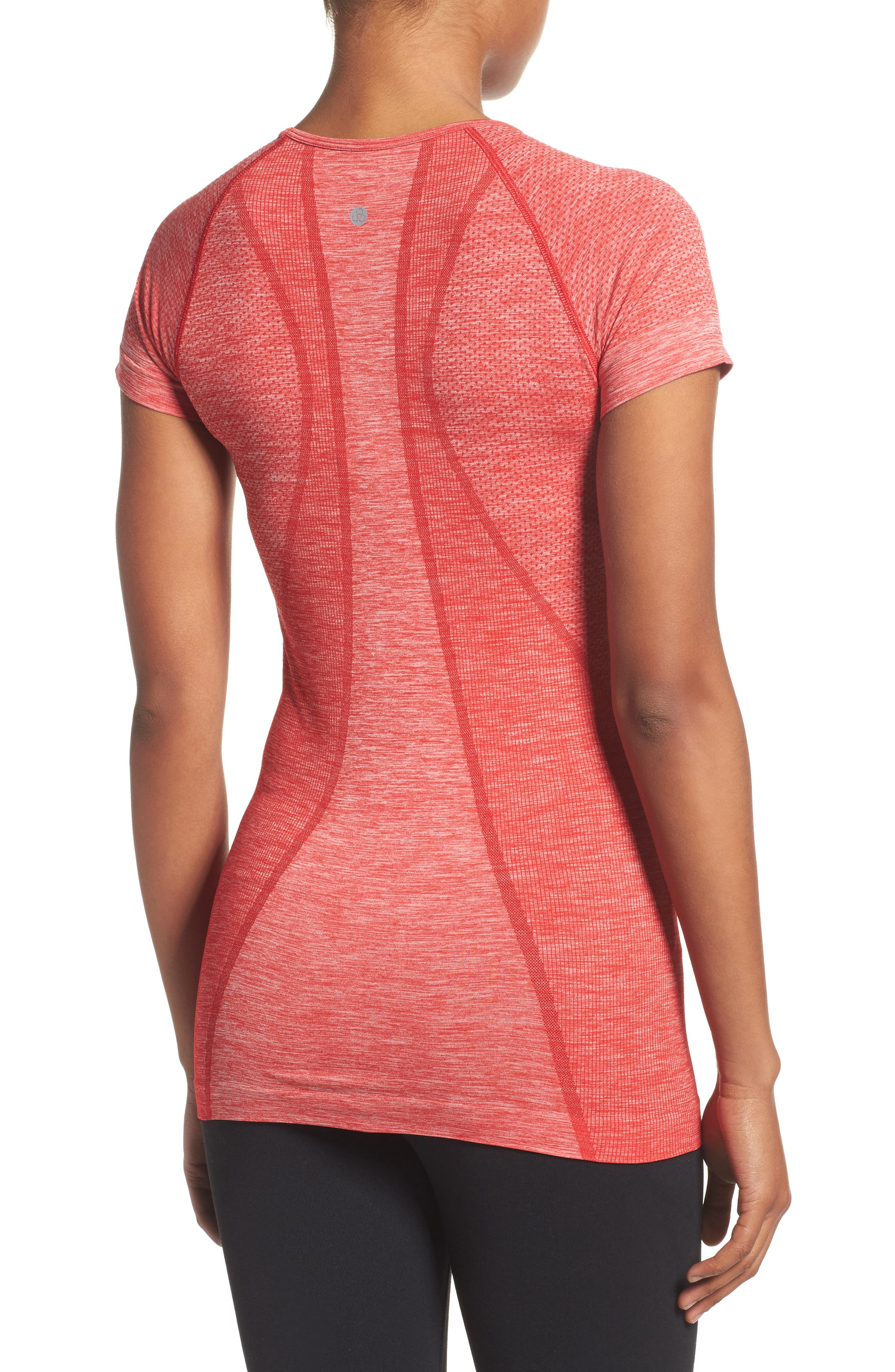 ,                             Stand Out Seamless Training Tee,                             Alternate thumbnail 83, color,                             610