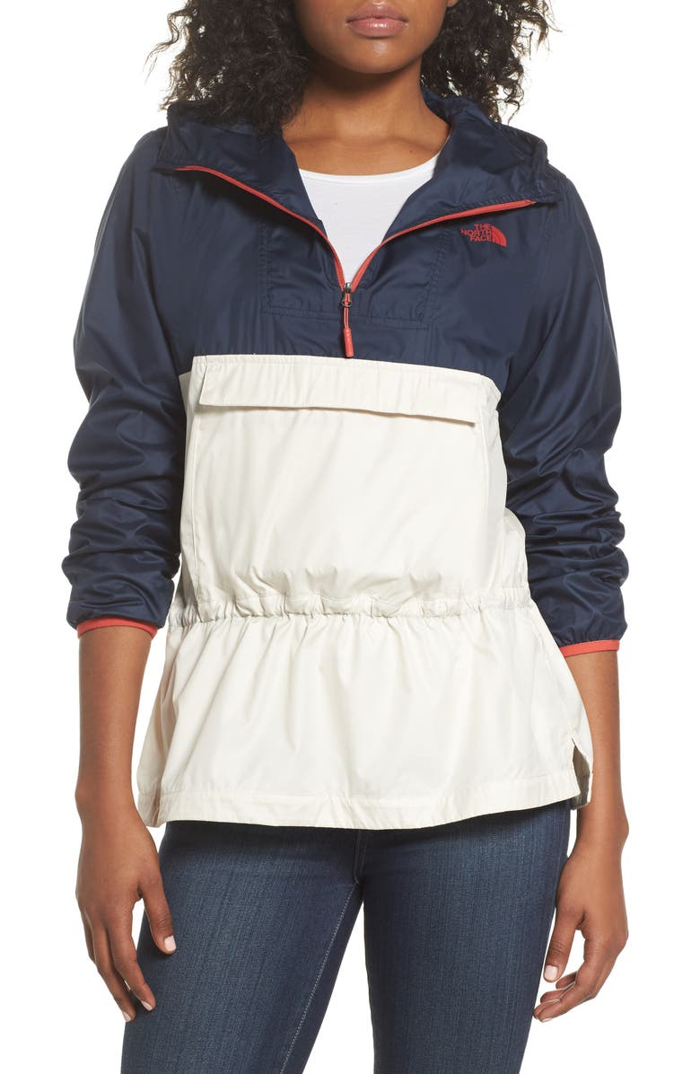 THE NORTH FACE Fanorak Jacket, Main, color, 100
