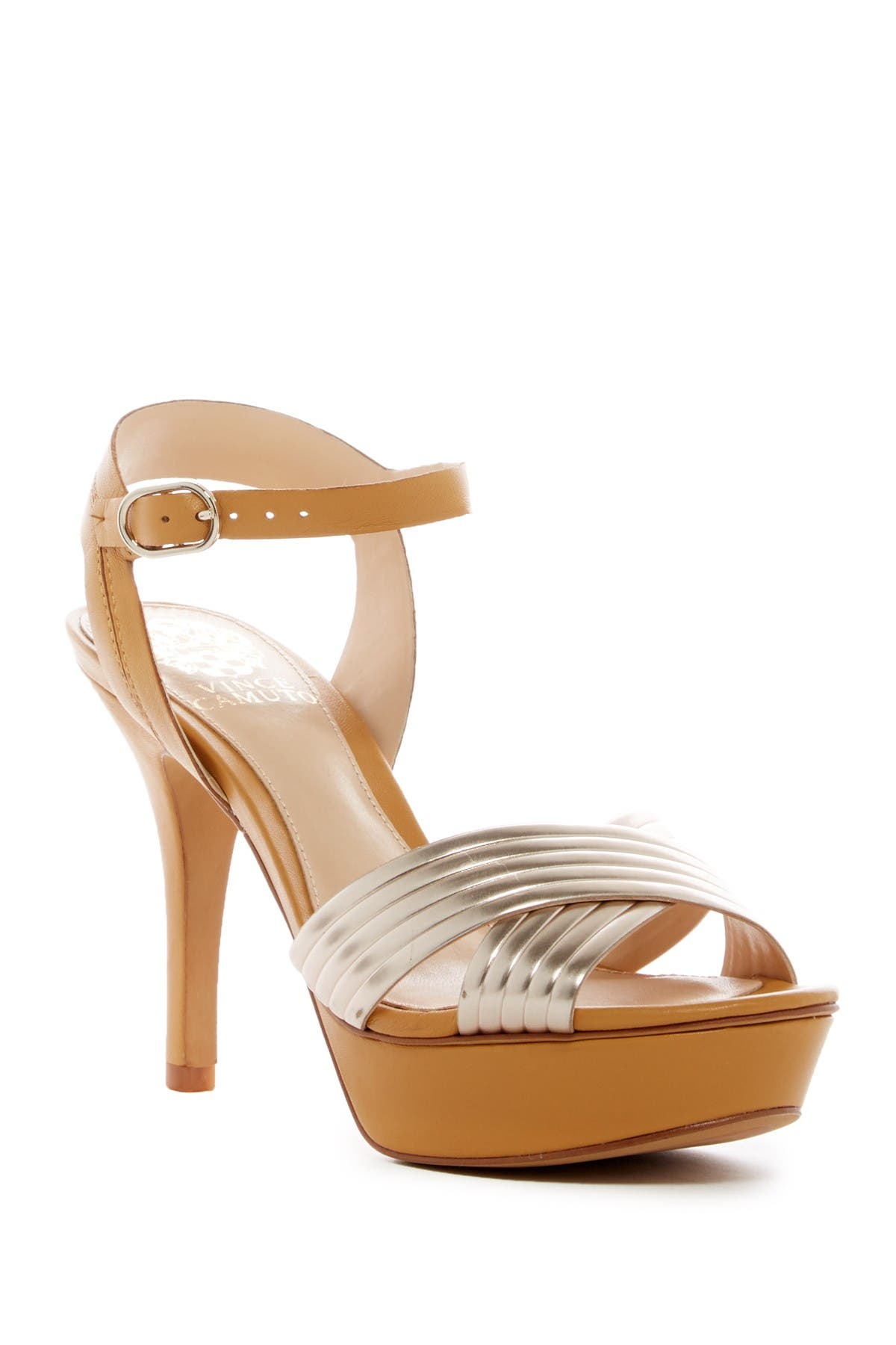 Image of Vince Camuto Pascale Platform Sandal - Wide Width Available