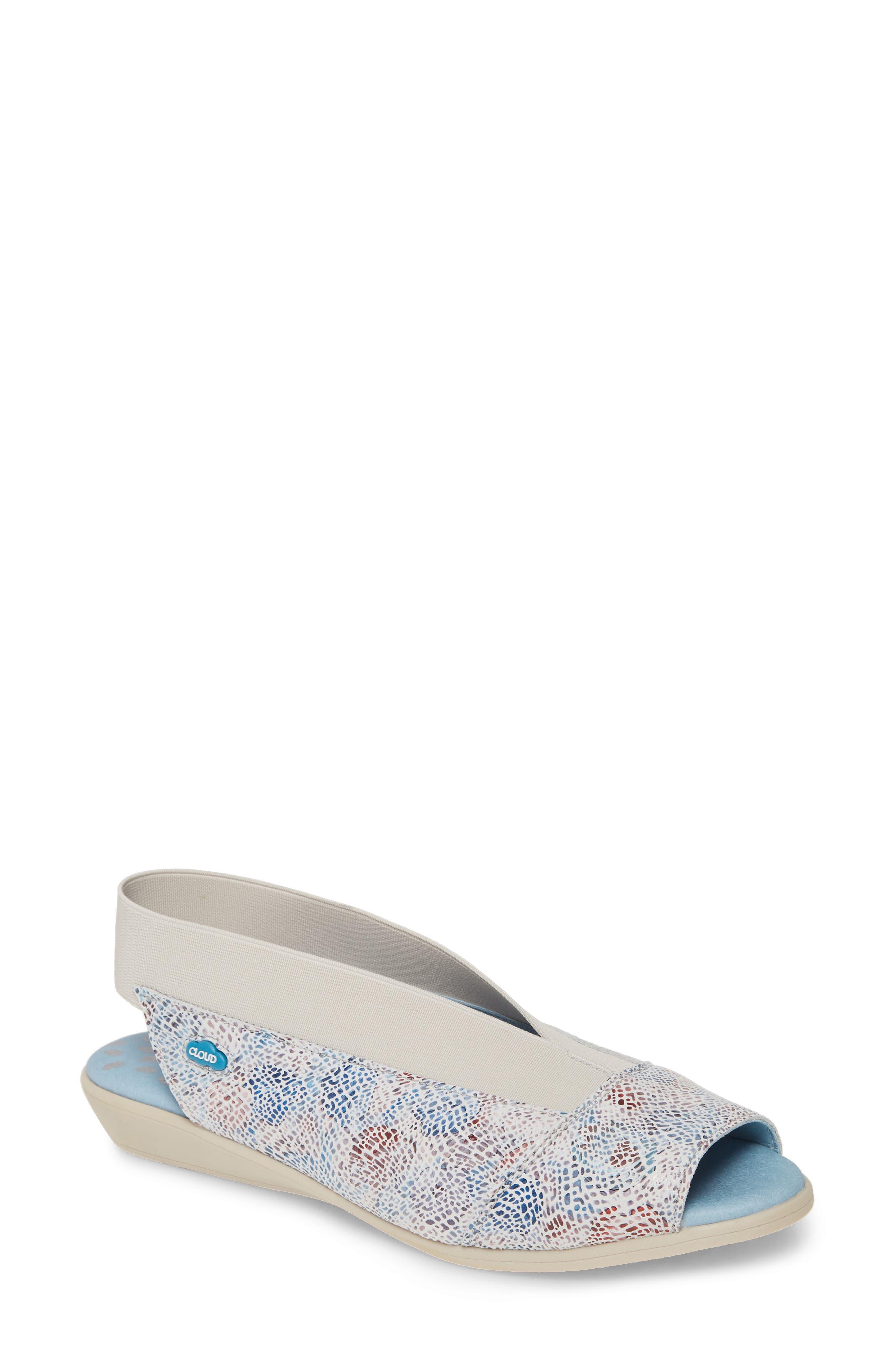 Caliber Slingback Sandal