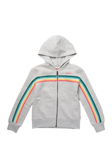 Image of Levi's Long Sleeve Full Zip Hoodie
