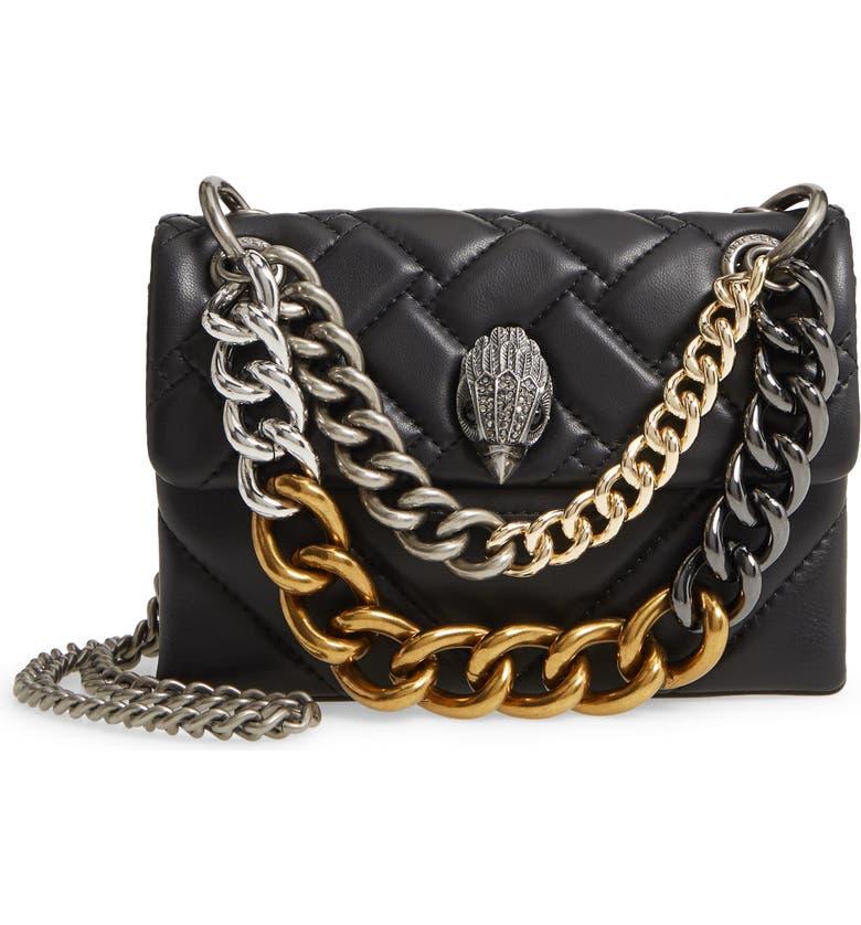 Kurt Geiger London Mini Kensington Quilted Leather Crossbody Bag | Nordstrom