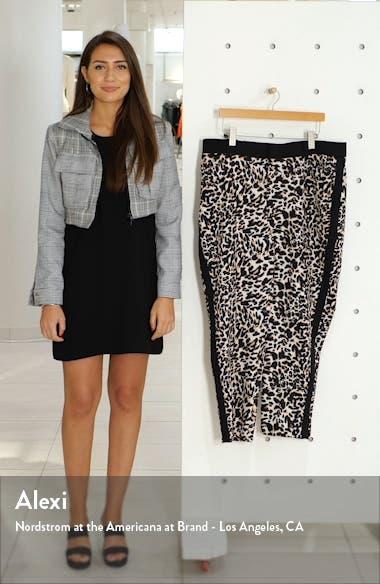 Kady Leopard Print Trousers, sales video thumbnail