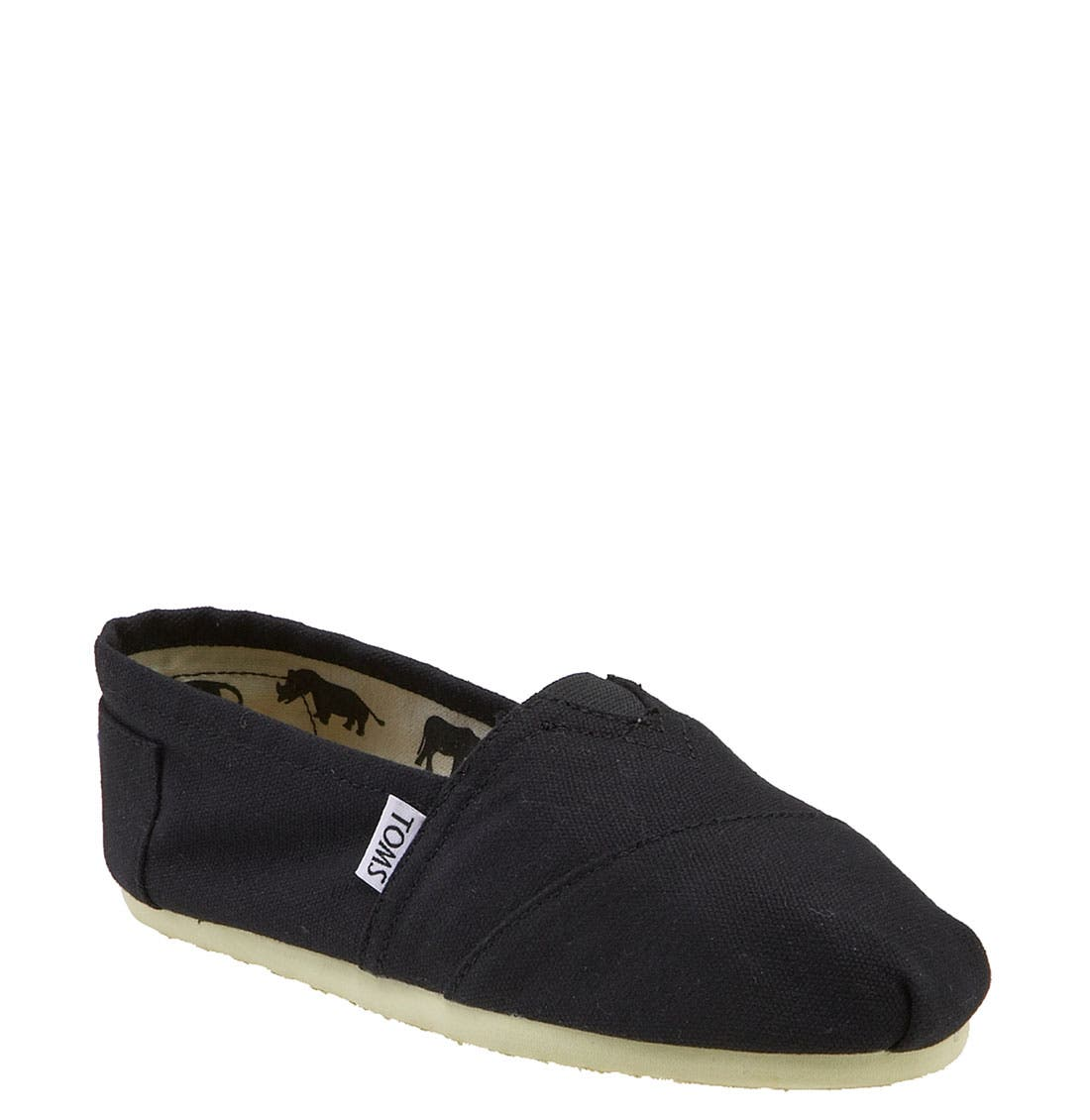 Toms Classic Canvas Slip-On