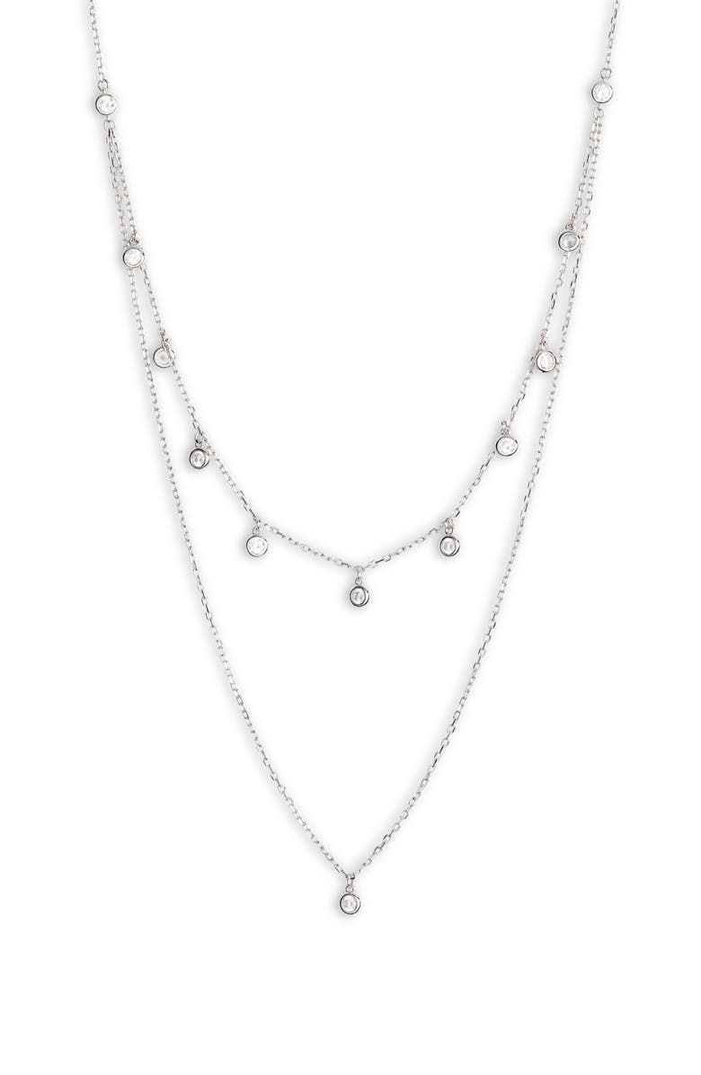 STELLA AND BOW Bahia Multistrand Necklace, Main, color, 040