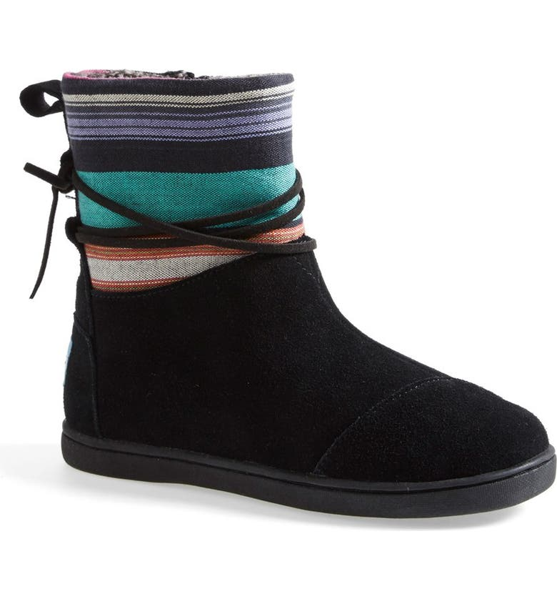 TOMS 'Nepal - Youth' Boot, Main, color, 001
