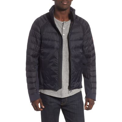 Canada Goose Hybridge Perren Slim Fit Packable Down Jacket, Blue