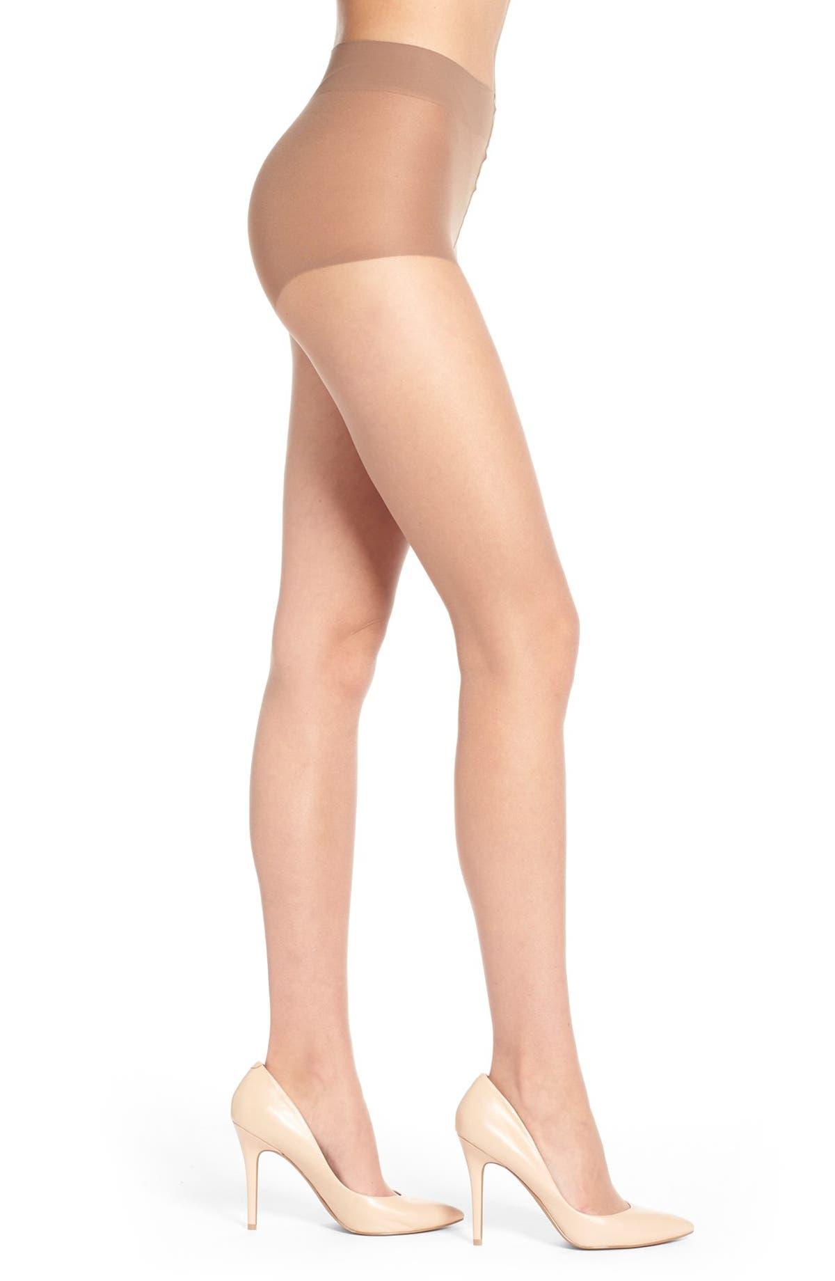 5cd46b61a Donna Karan The Nudes Control Top Pantyhose