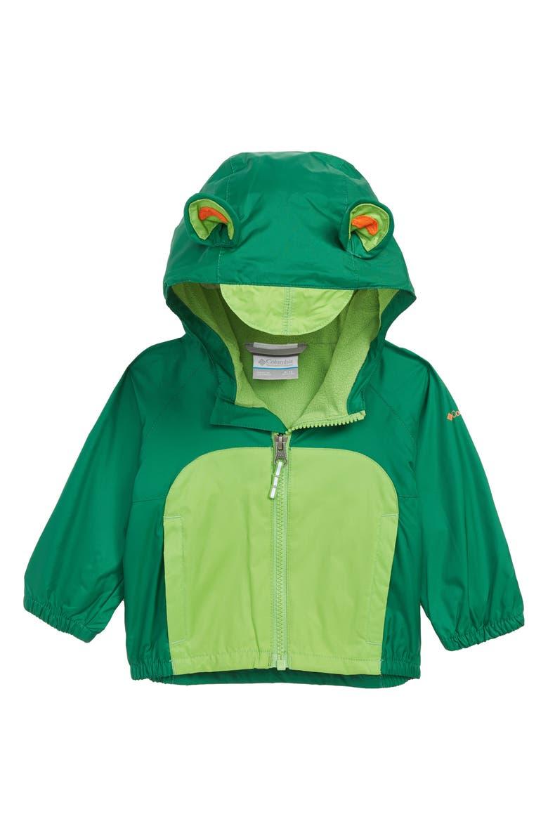 4e430daf9 Kitteribbit Jacket, Main, color, IVY GREEN CYBER GREEN