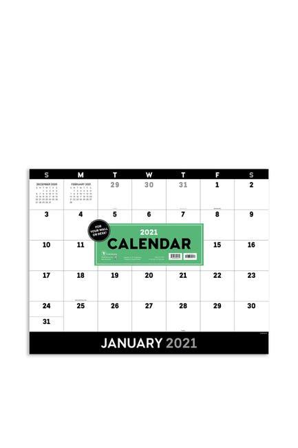 Image of TF Publishing 2021 Utility Desk Pad Calendar