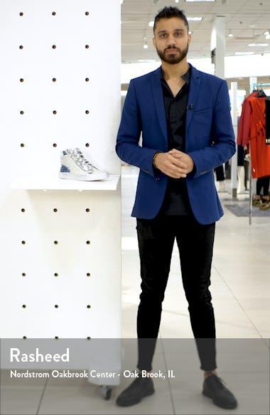 Skippy High Top Sneaker, sales video thumbnail