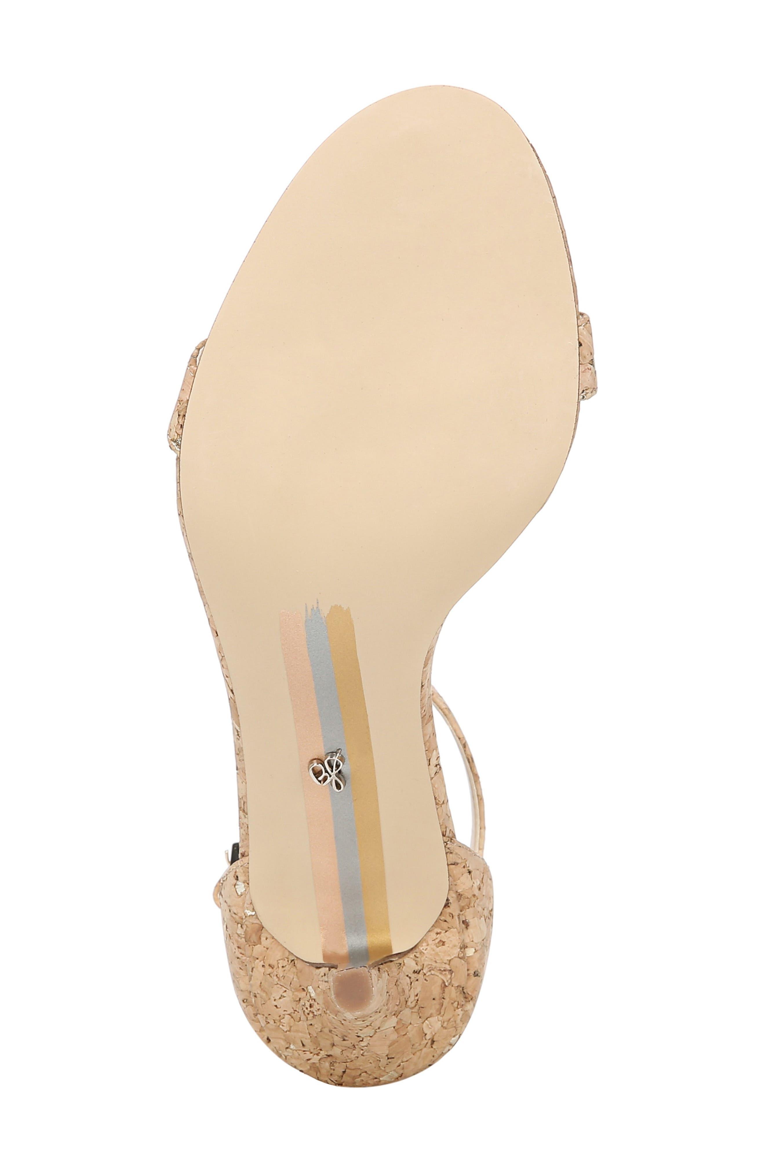 ,                             'Patti' Ankle Strap Sandal,                             Alternate thumbnail 84, color,                             251