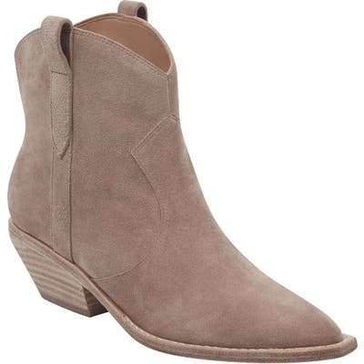 Sigerson Morrison Tacy Western Bootie, Brown