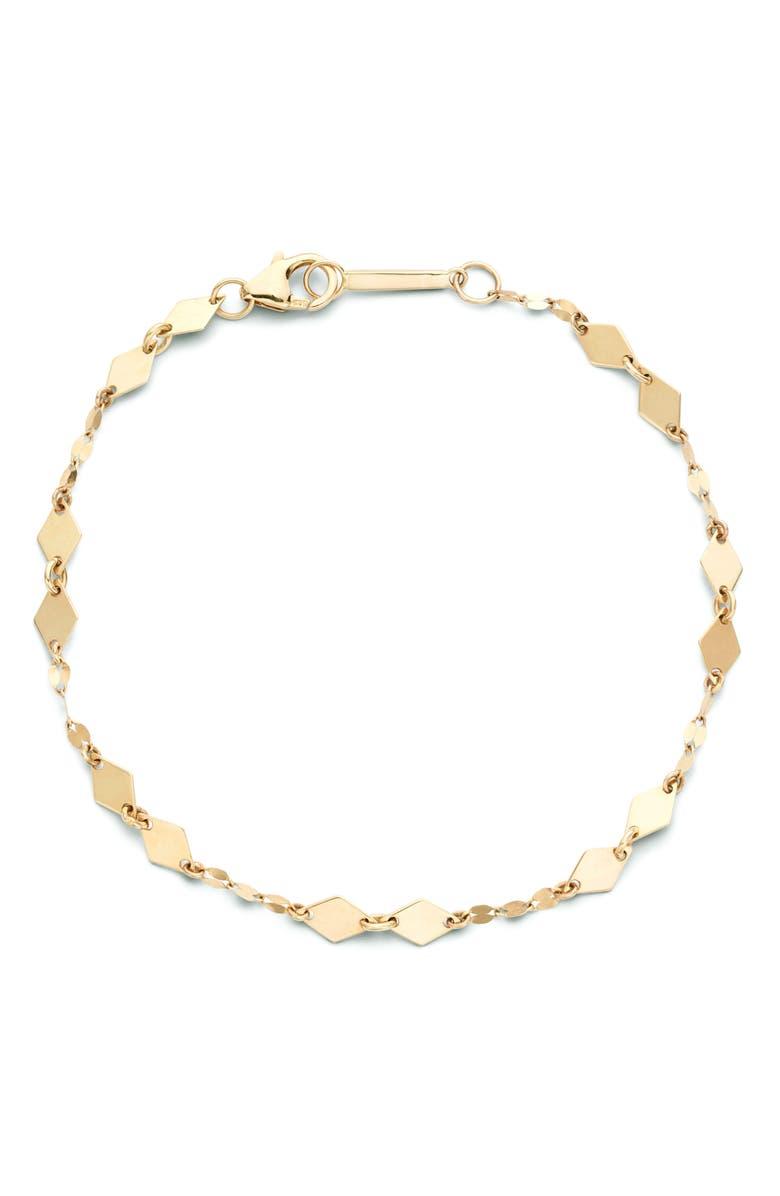 LANA JEWELRY Kite Blake Chain Bracelet, Main, color, YELLOW GOLD