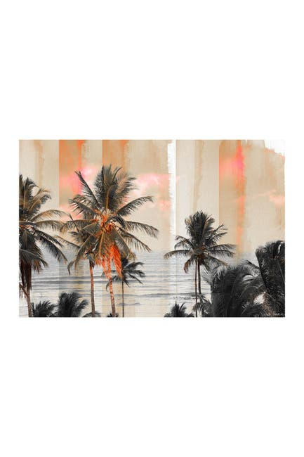 """Image of Marmont Hill Inc. Bahia Painting Print on Wrapped Canvas - 60"""" x 40"""""""