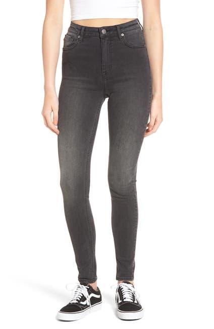 Image of Vigoss Rebel High Waist Skinny Jeans