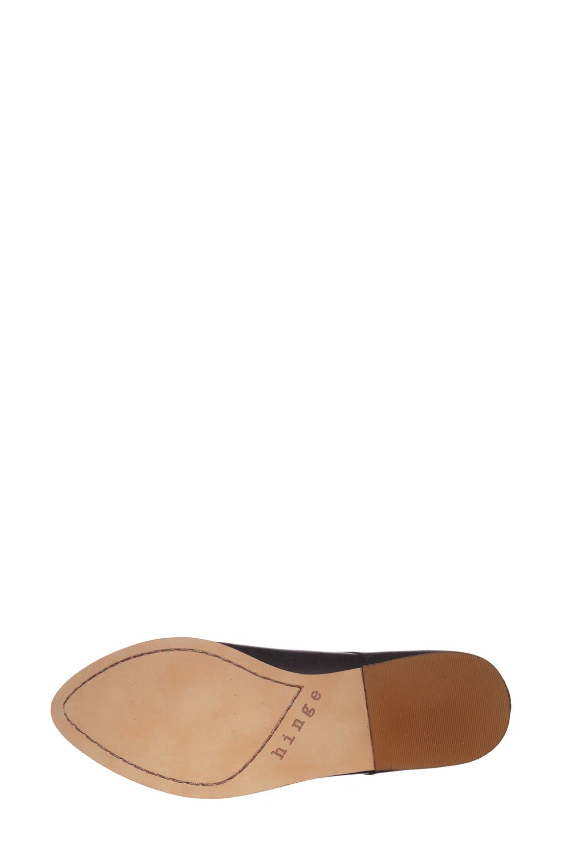 ,                             'Benito' Lace-Up Oxford,                             Alternate thumbnail 2, color,                             001