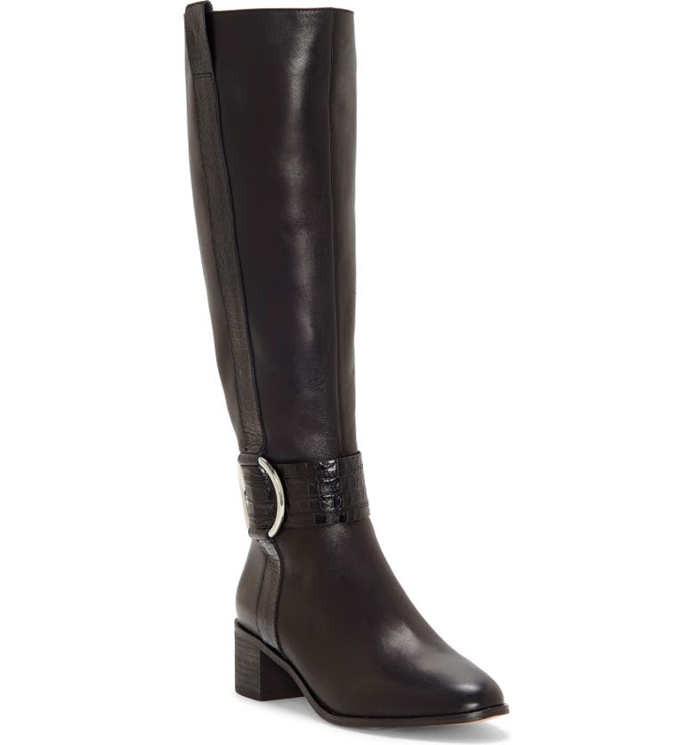 CC CORSO COMO<SUP>®</SUP> CC Corso Como Liesbeth Knee High Boot, Main, color, 001