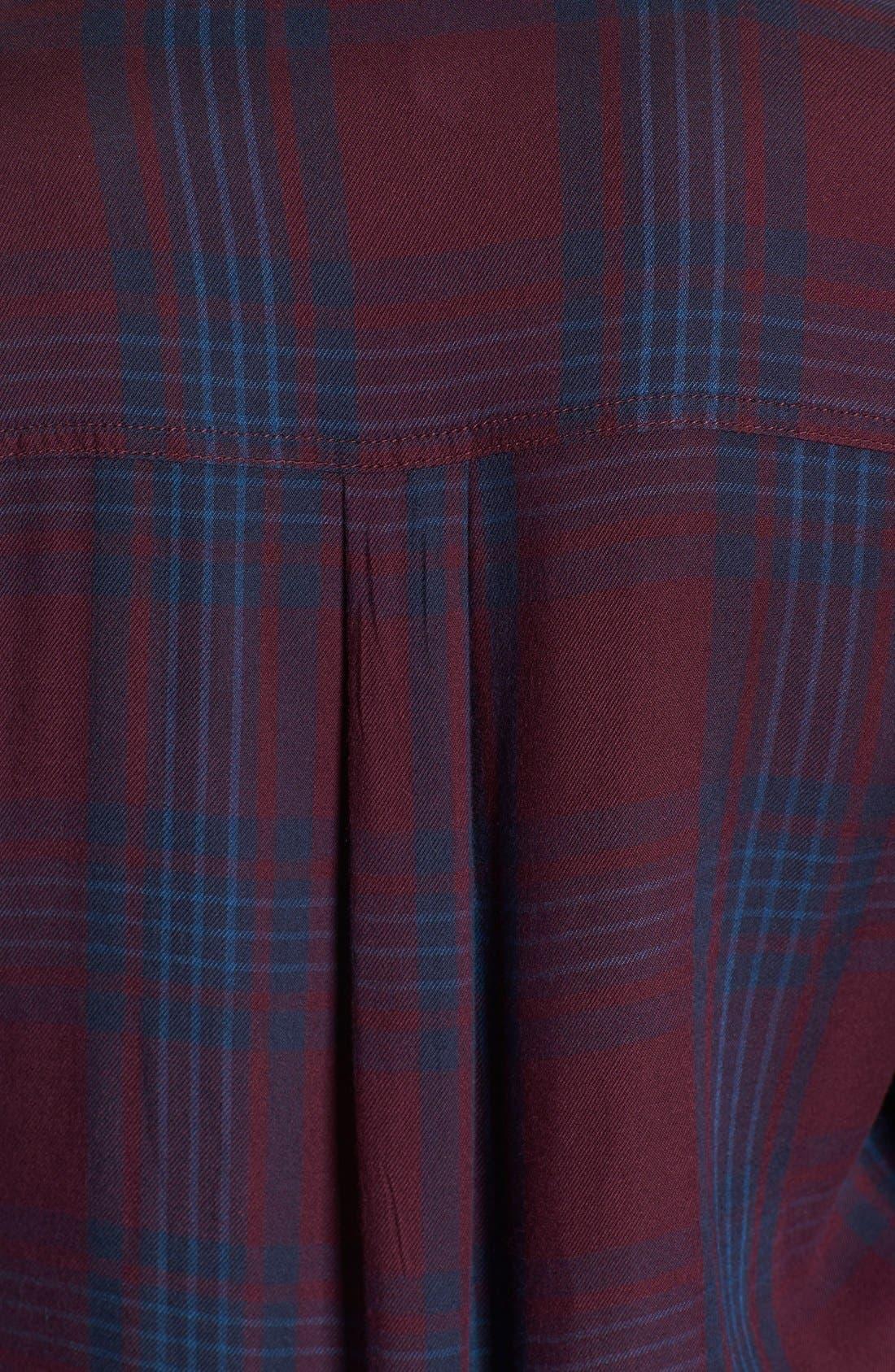 ,                             Plaid Tunic Shirt,                             Alternate thumbnail 51, color,                             930
