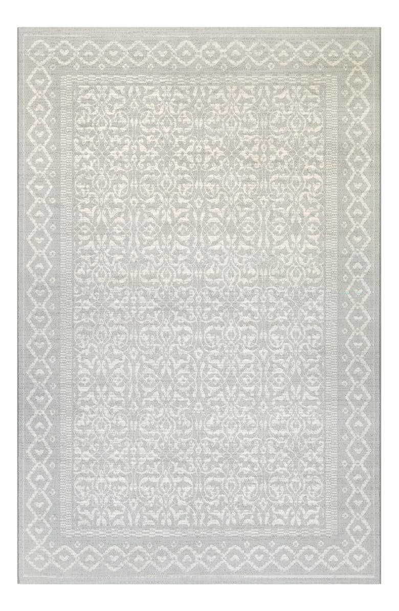 COURISTAN Ibiza Indoor/Outdoor Rug, Main, color, PEARL