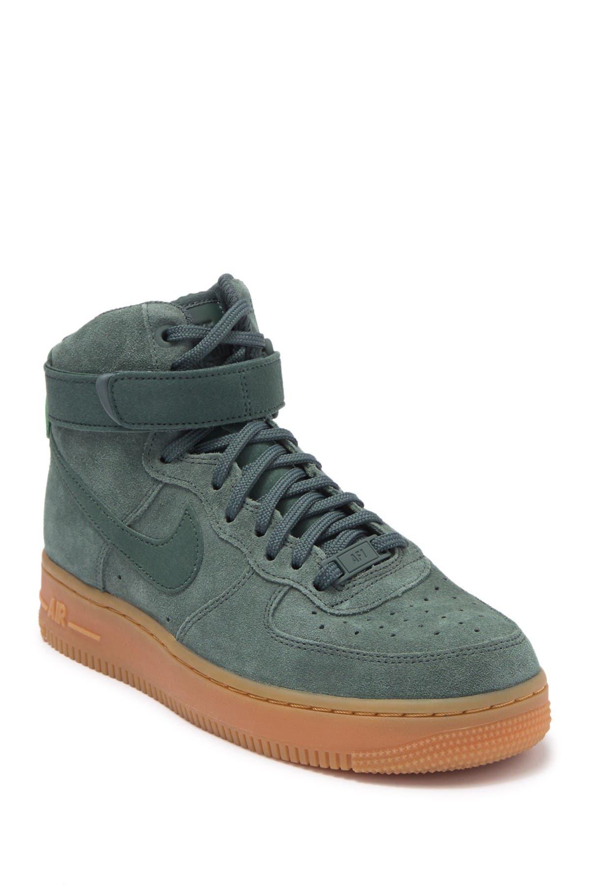 Nike | Air Force 1 Suede Mid-Top