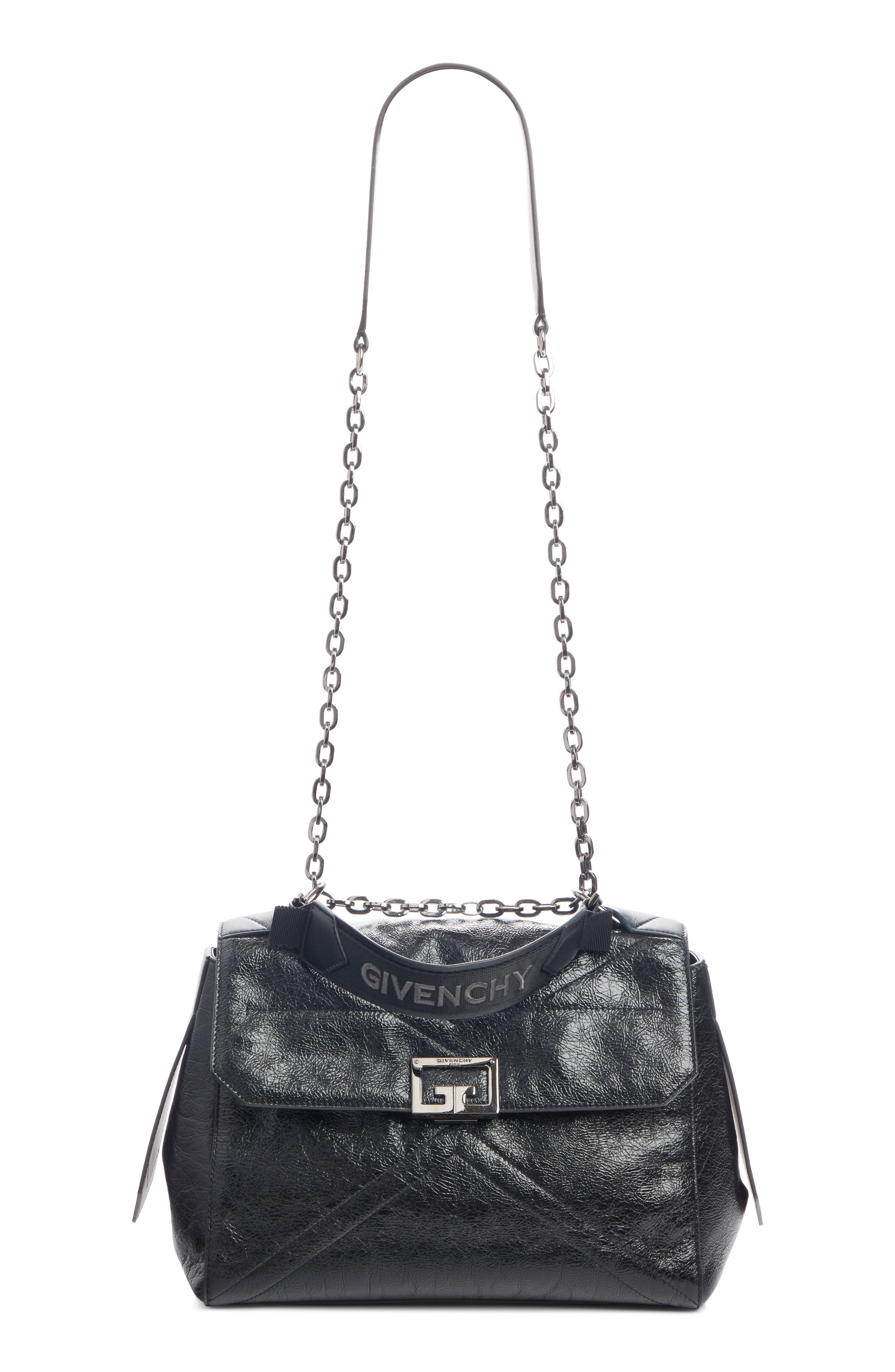 Givenchy ID Medium Leather Top Handle Bag | Nordstrom