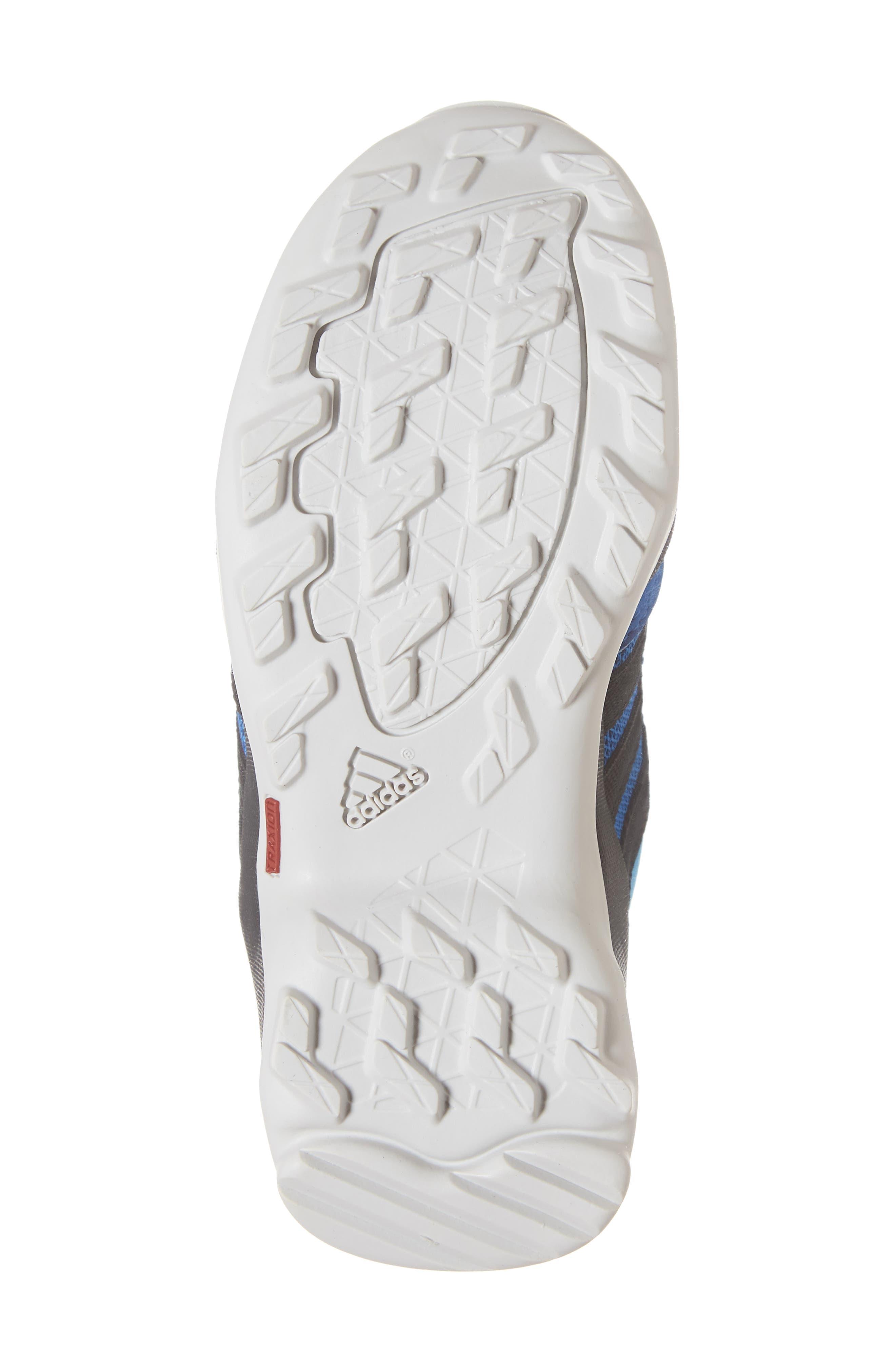 ,                             Terrex AX2R CP Sneaker,                             Alternate thumbnail 6, color,                             BLUE BEAUTY/ BLACK/ ORANGE