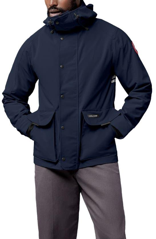 CANADA GOOSE Bomber jackets LOCKEPORT WATER RESISTANT JACKET