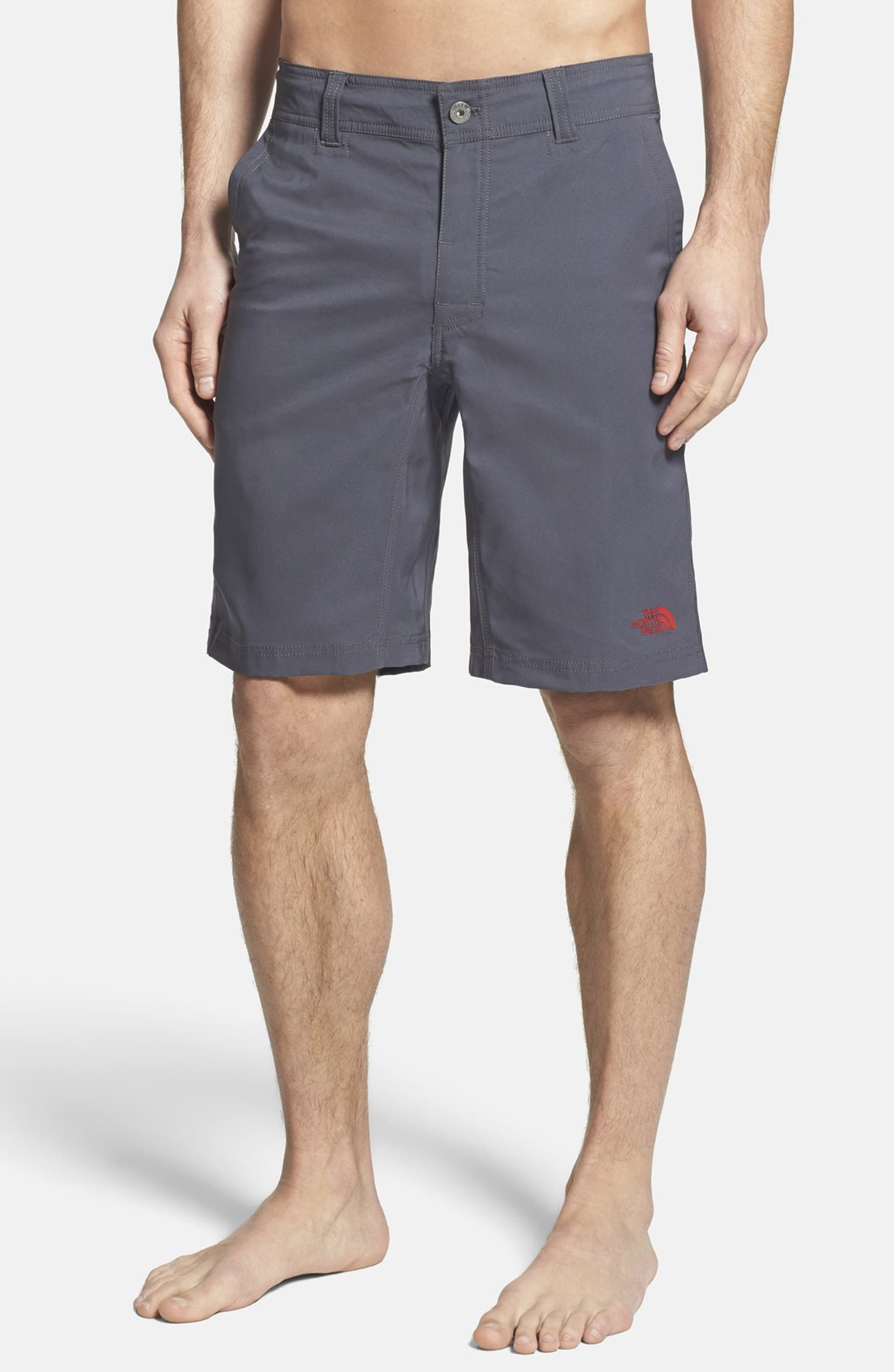 c30f834a45 The North Face 'Pacific Creek' Board Shorts | Nordstrom