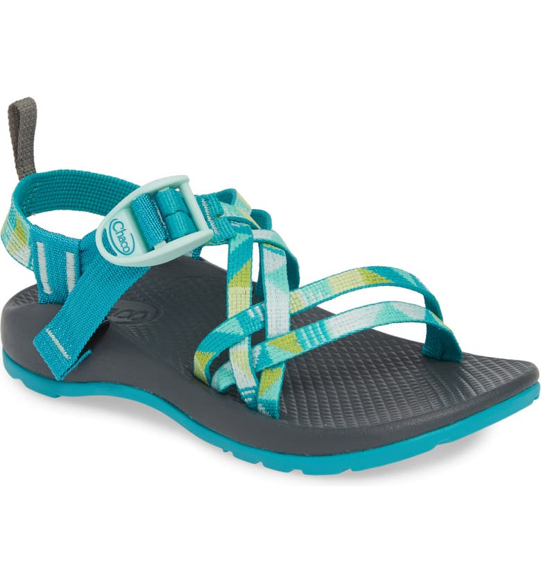 CHACO ZX/1 Sport Sandal, Main, color, PUZZLE OPAL