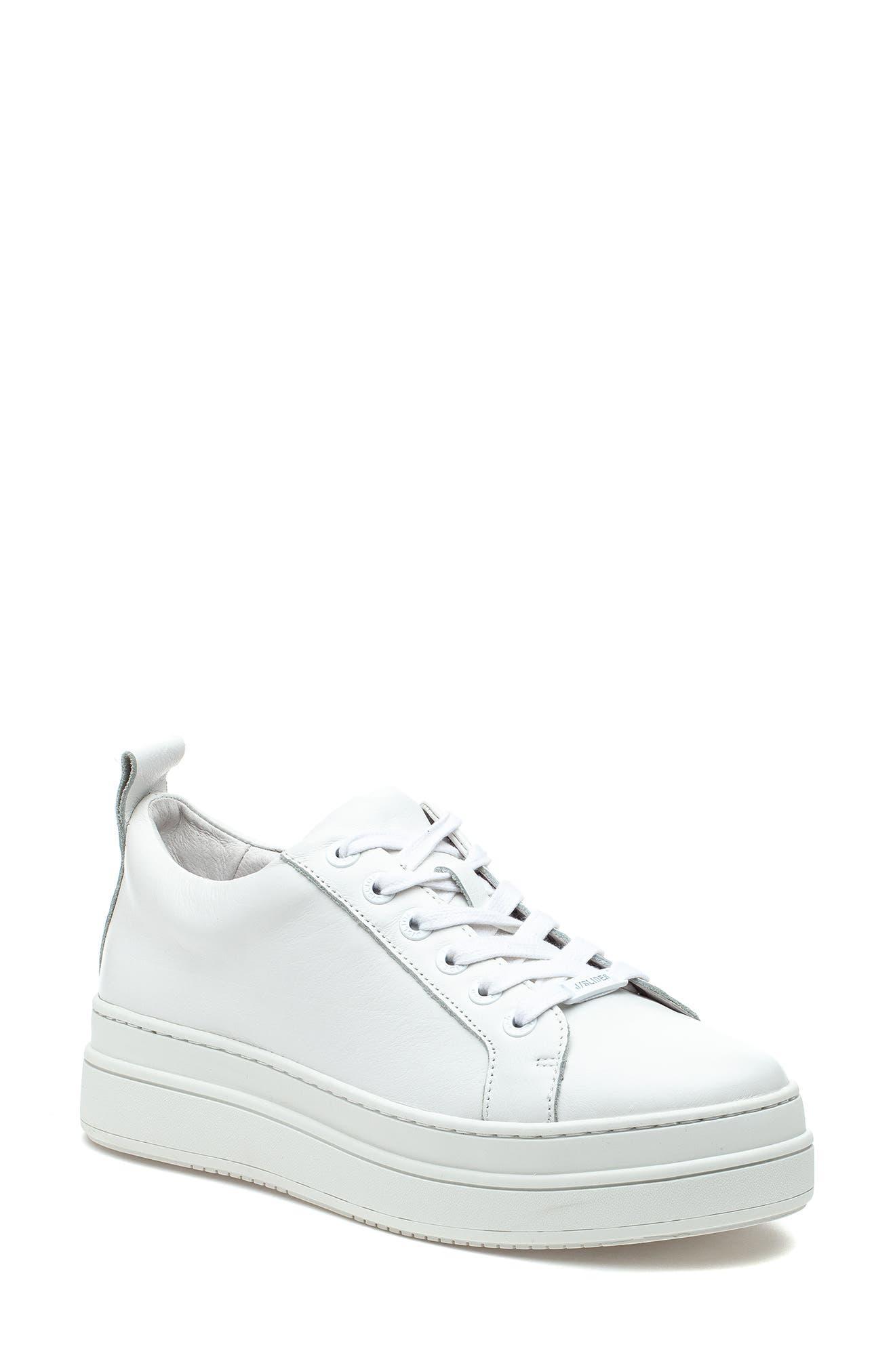 Noca Platform Lace-Up Sneaker
